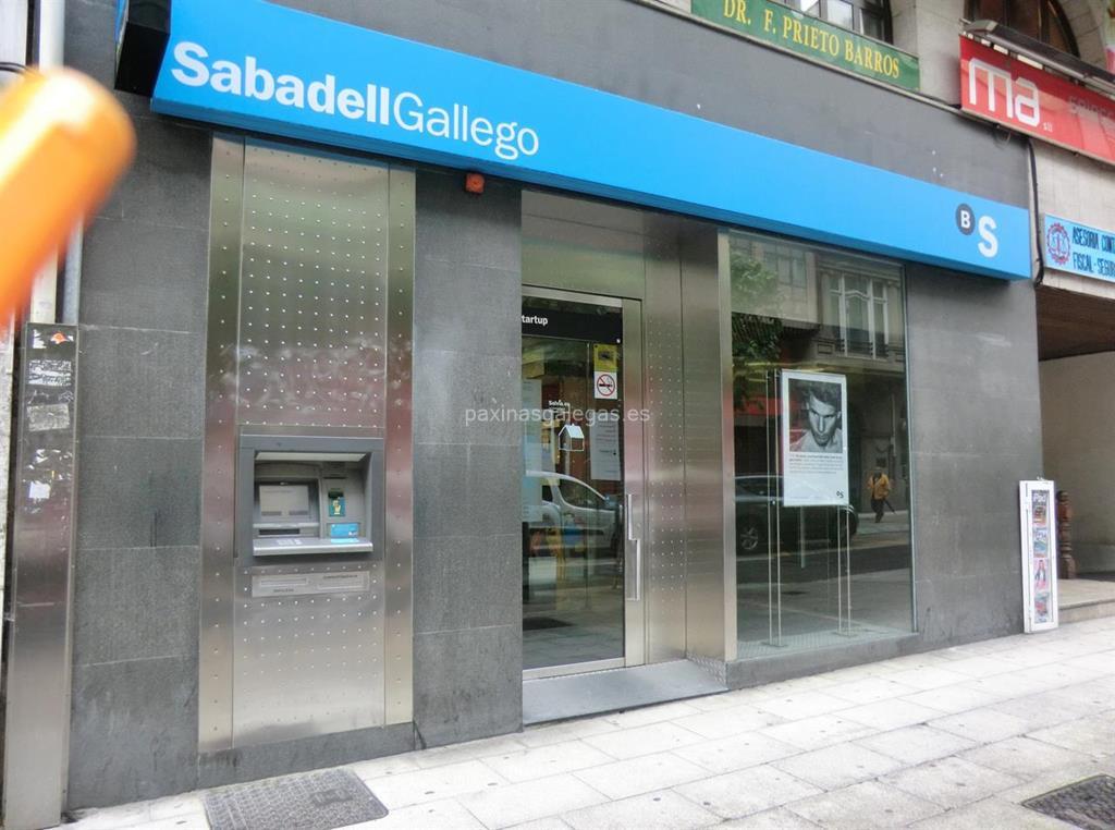Banco sabadell gallego santiago xeneral pardi as 20 for Horario oficinas sabadell