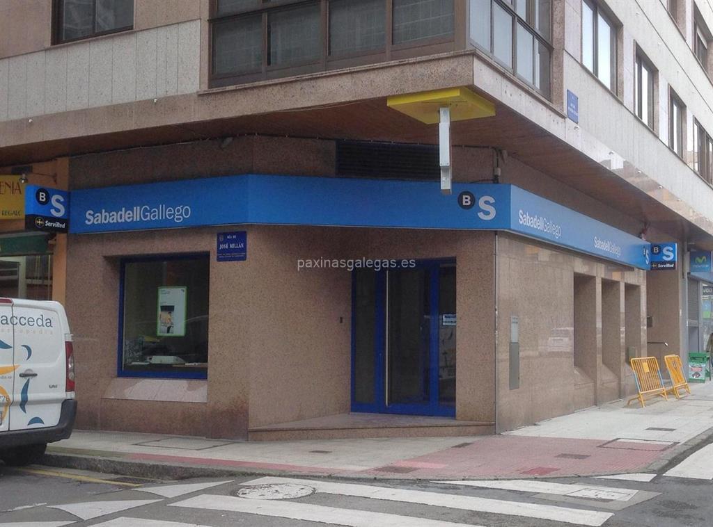 Banco sabadell gallego pontevedra dr loureiro crespo 1 for Horario oficinas sabadell