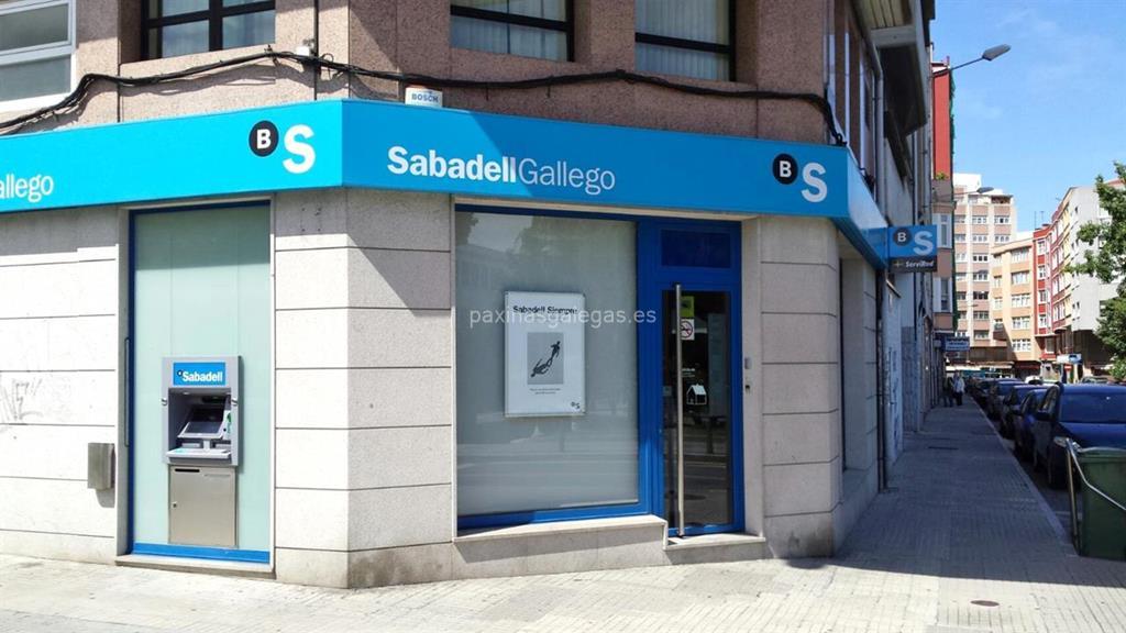 Banco sabadell gallego a coru a argentina 1 3 for Horario oficinas sabadell