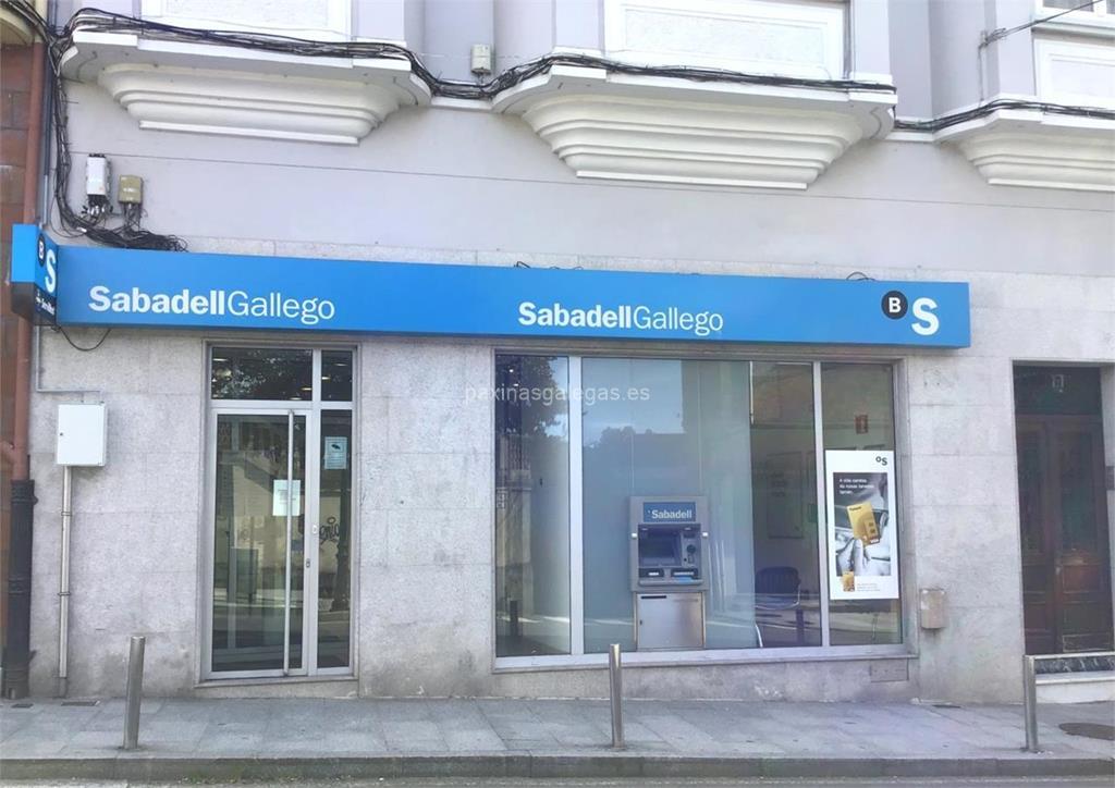 Banco sabadell gallego betanzos for Horario oficinas sabadell