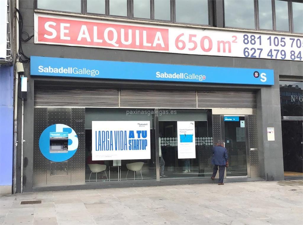 Banco sabadell gallego a coru a cant n grande 6 for Oficina 5515 banco sabadell