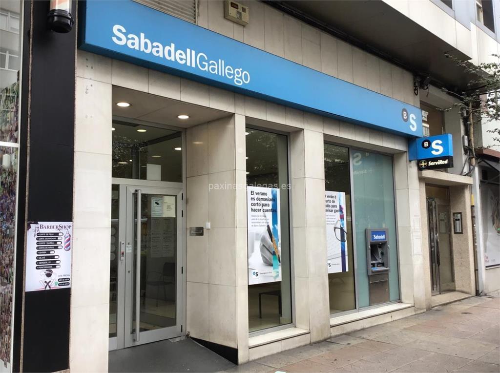Banco sabadell gallego a coru a ronda de outeiro 233 for Horario oficinas sabadell