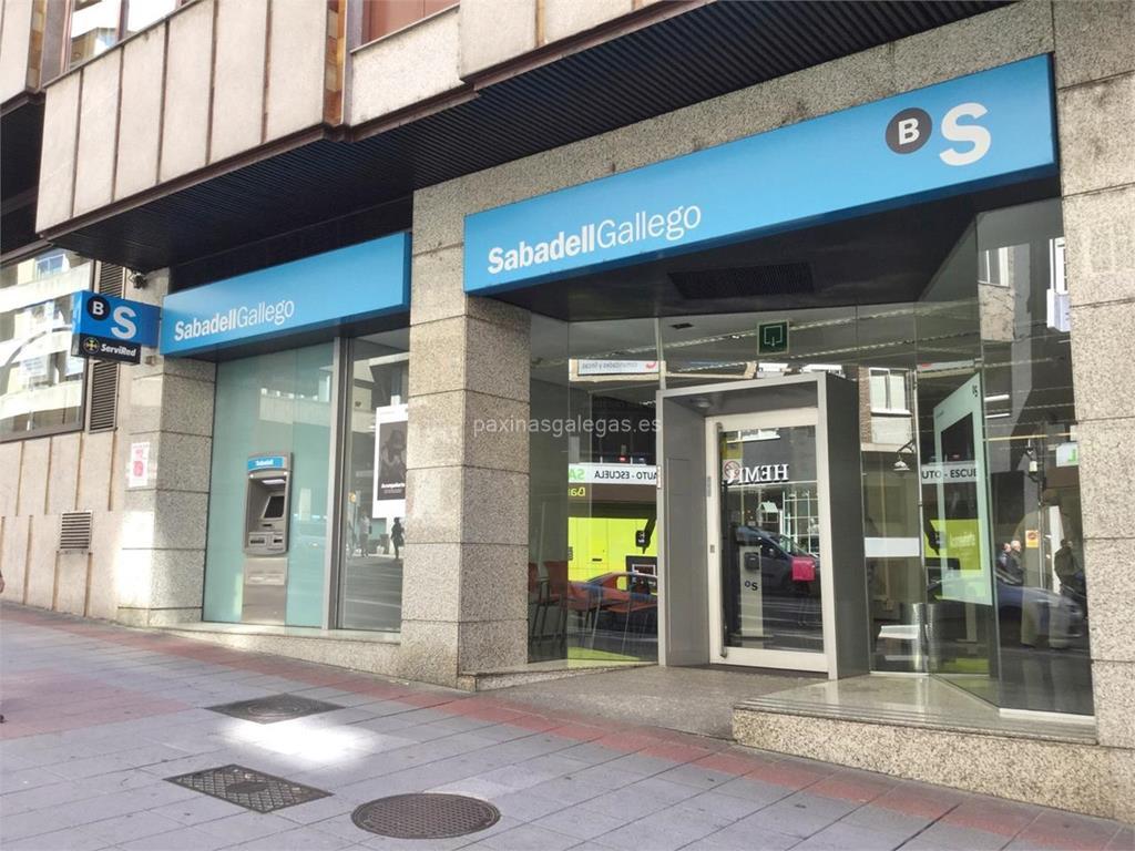 Banco sabadell gallego ourense juan xxiii 20 for Horario oficinas sabadell