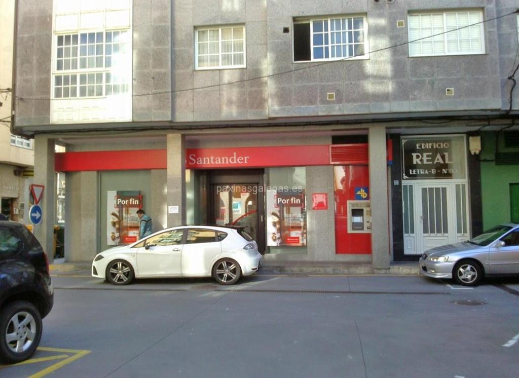 Banco santander mux a for Horario de oficina santander