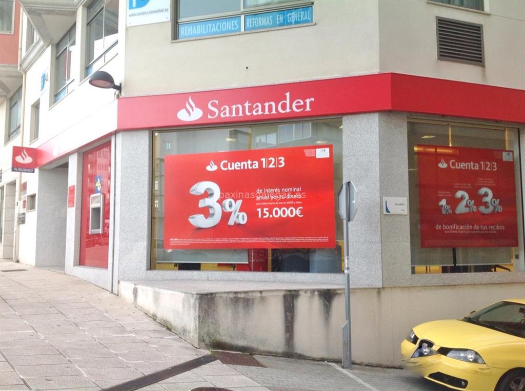 Banco santander fene for Cajeros automaticos banco santander