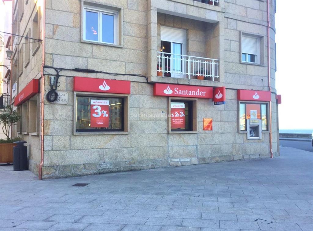 Banco santander sanxenxo pza portugal 15 for Cajeros automaticos banco santander