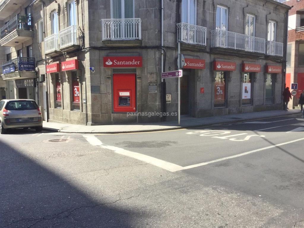 Banco santander tui for Horario de oficina santander