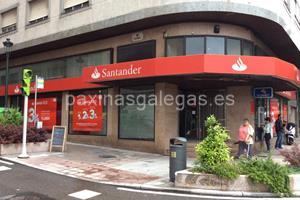 Banco santander vigo avda gran v a 170 for Oficina de correos santander