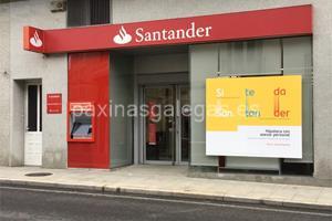 Banco santander a guarda for Horario de oficinas santander