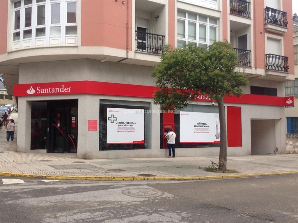 Banco santander foz for Cajeros automaticos banco santander
