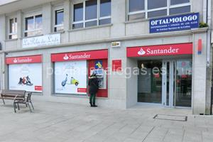 Banco santander sada for Horario de oficinas santander