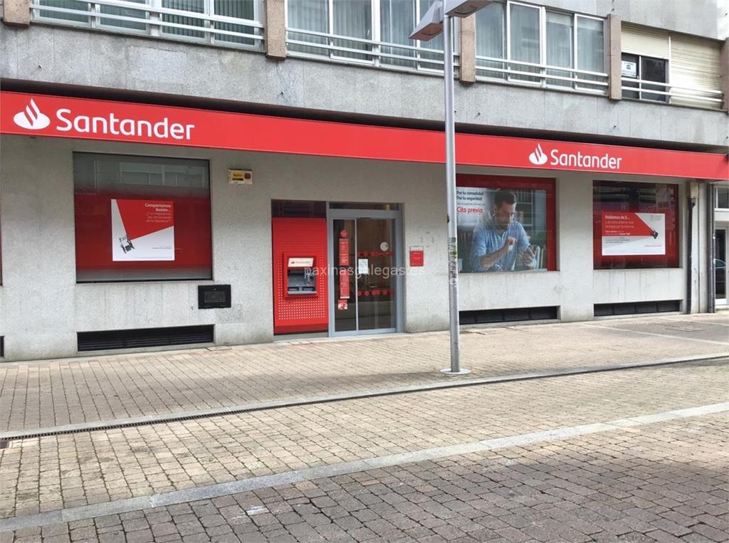 Banco santander pontevedra general guti rrez mellado 11 for Horario oficinas banco santander