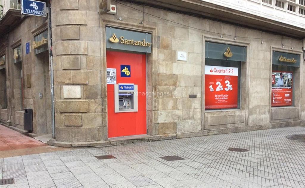 Banco santander pontevedra peregrina 1 for Horario de oficina santander