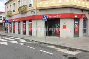 Banco santander pontevedra marqu s de valterra 105 for Horario de oficina santander