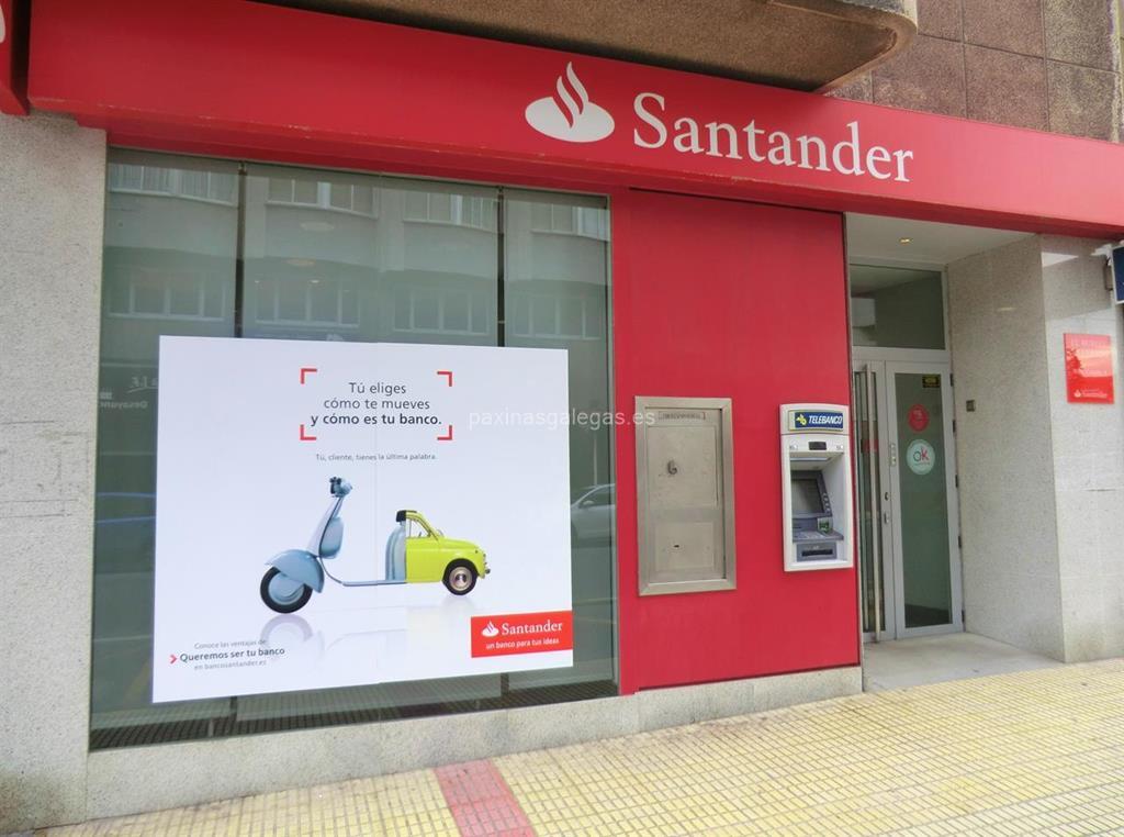 Banco Santander Culleredo Avda Da Coru A 9 O Burgo