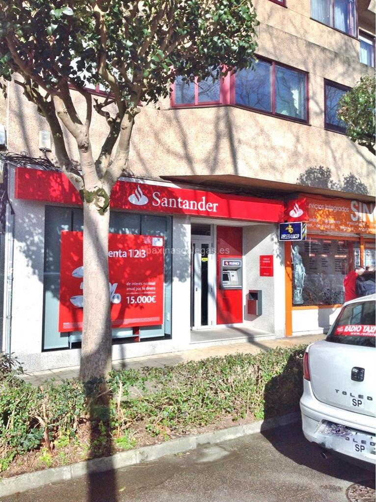Banco santander oleiros avda ernesto che guevara 5 for Horario de oficina santander