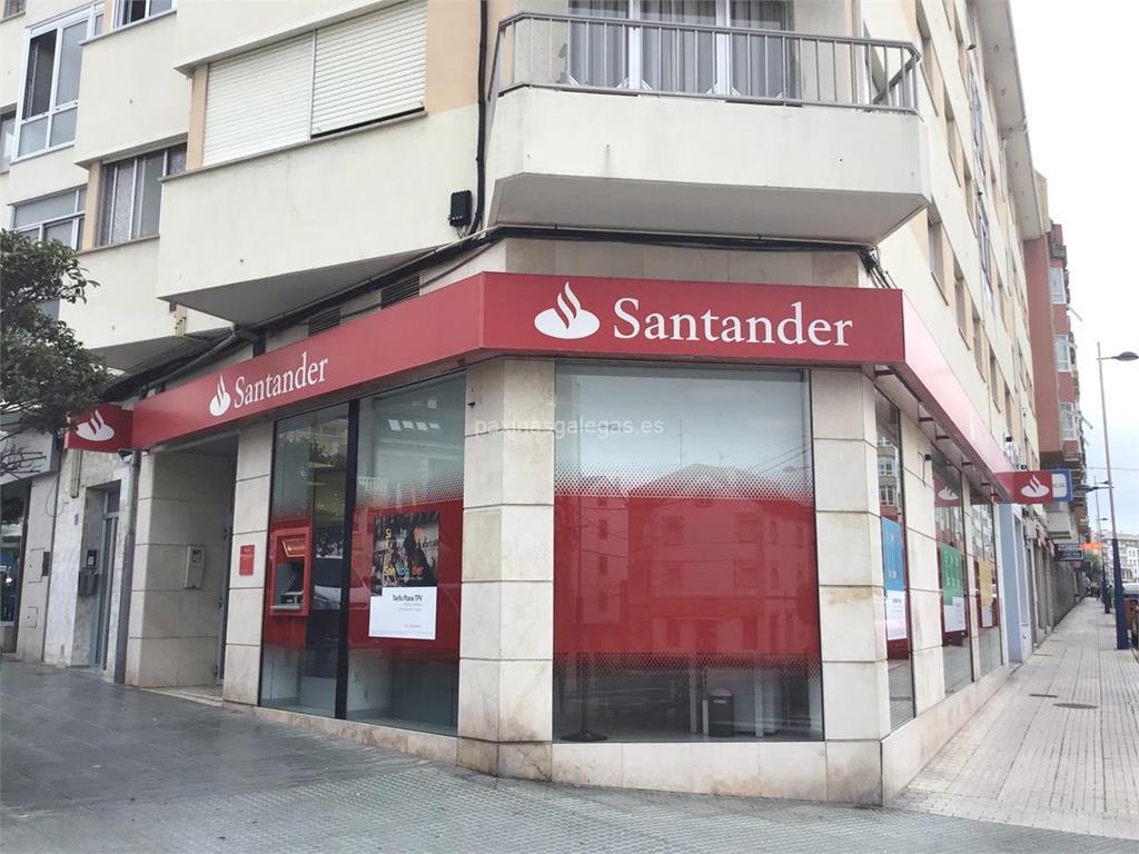 Banco santander burela for Cajeros automaticos banco santander