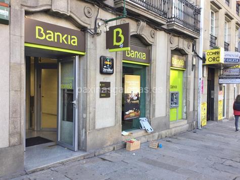 Bankia santiago for Telefono oficina bankia