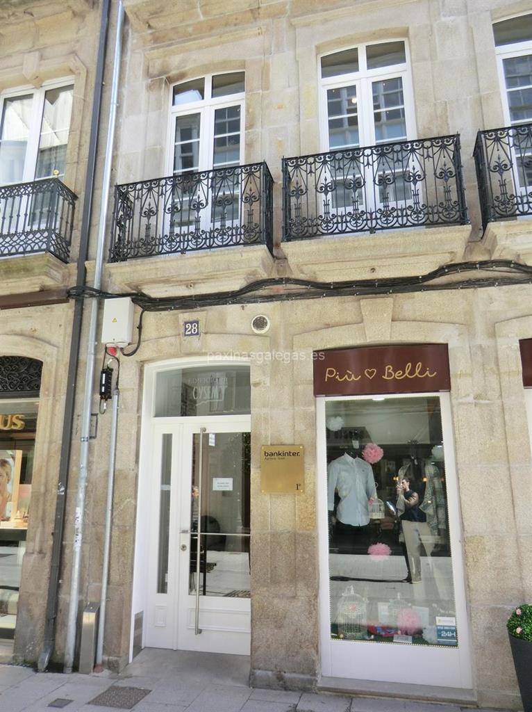 Bankinter oficinas madrid ruz registra sucursales de for Oficinas de bankia en madrid