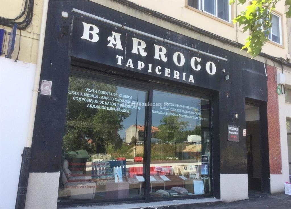 Barroco tapicer a santiago for Colchones santiago de compostela