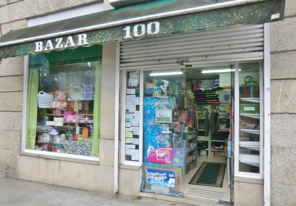 Bazar 100 En Vigo