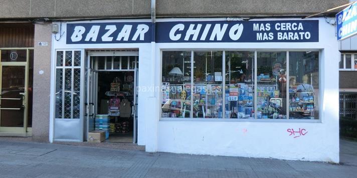 4783eaa48cf Bazar Chino - A Coruña (Monasterio de Caaveiro, 18)