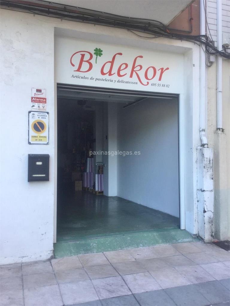 Bdekor distribuciones   vilagarcía