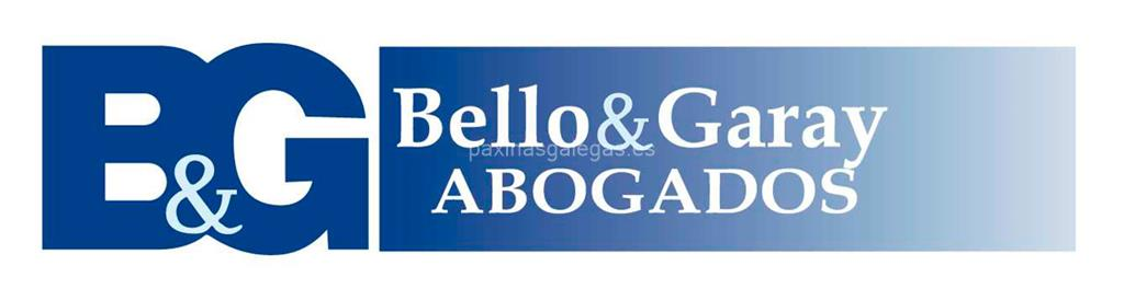 logotipo Bello & Garay Abogados