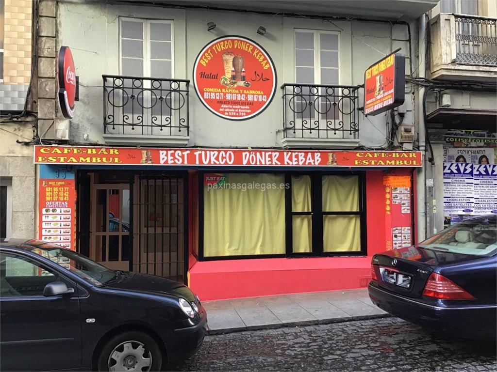Best Turco Döner Kebab En Ferrol