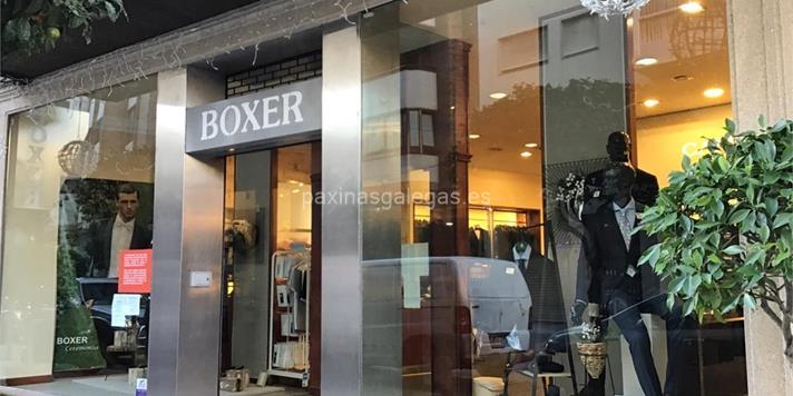 Boxer Trajes Vigo. Ubicación no disponible Ubicación aproximada Ubicación en  esta zona. cómo llegar. Boutique masculina donde encontrarás trajes para ... c4428595c39d