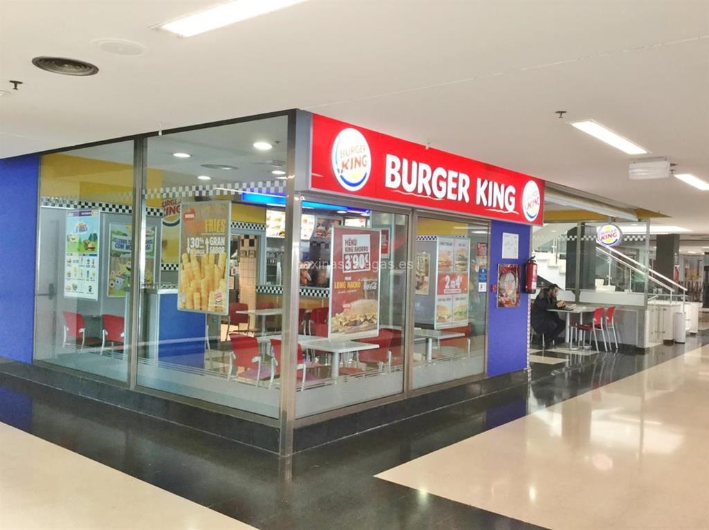 burger king vilagarc a. Black Bedroom Furniture Sets. Home Design Ideas