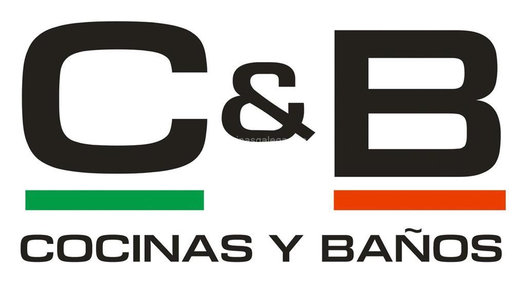 Muebles De Baño Vigo:logotipo C & B Cocinas y Baños