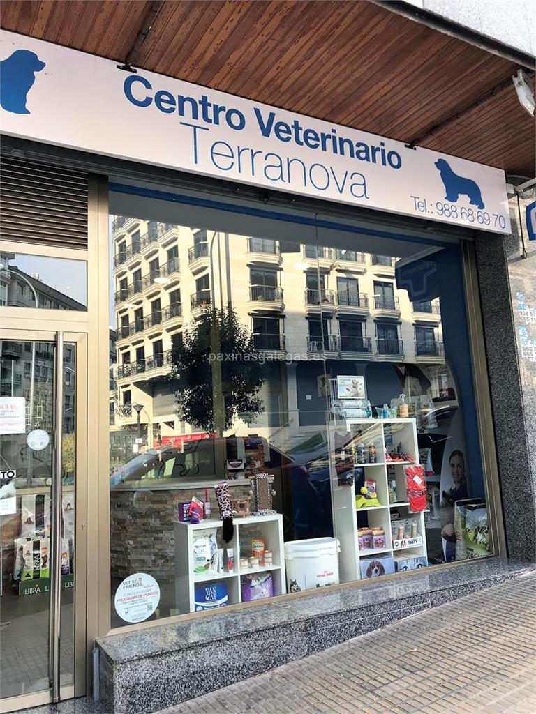 C v terranova ourense - Clinicas veterinarias ourense ...