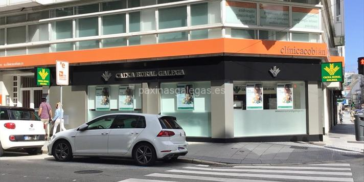 Caja de Ahorros - Caixa Rural Galega - A Coruña