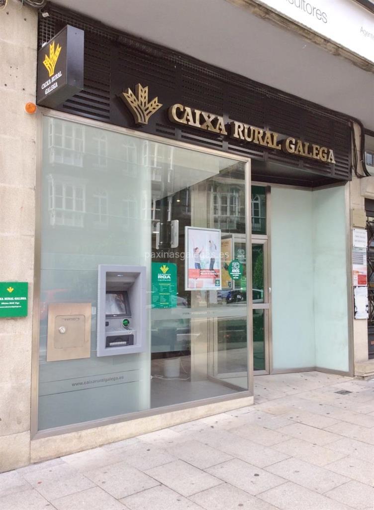 caixa rural galega vigo
