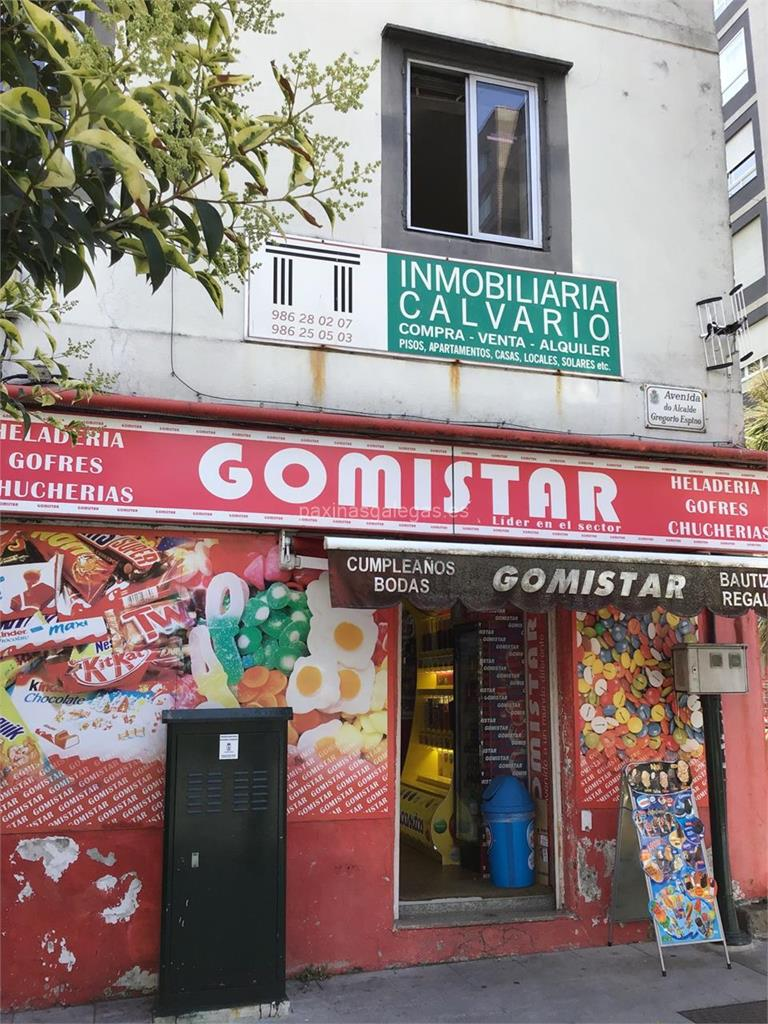 Inmobiliaria Calvario Vigo