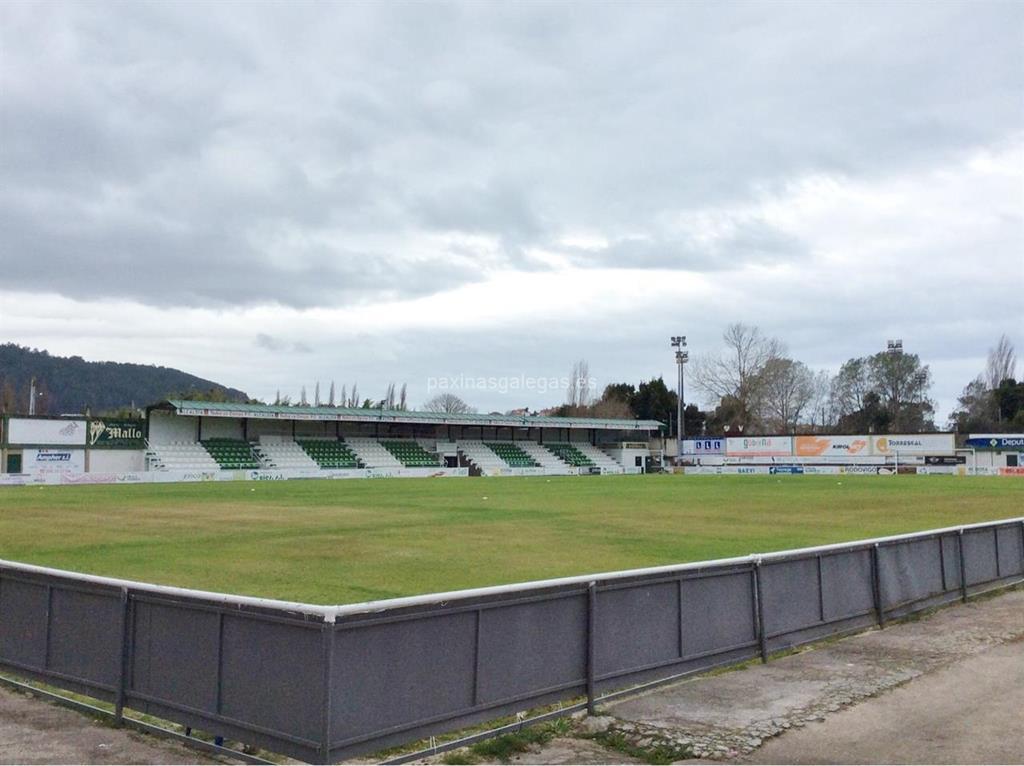 Campo de Fútbol O Vao en Vigo