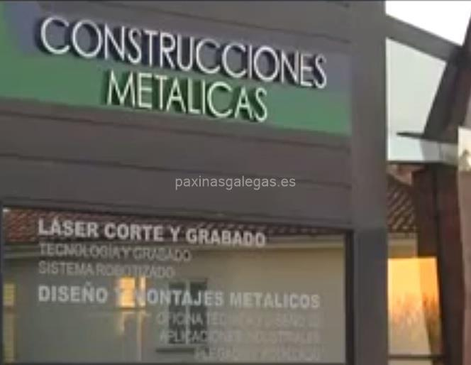 video corporativo Carpintería Metálica Galanas, S.L.