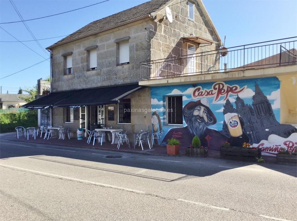 Mesón Casa Pepe Do Marco En Pontevedra