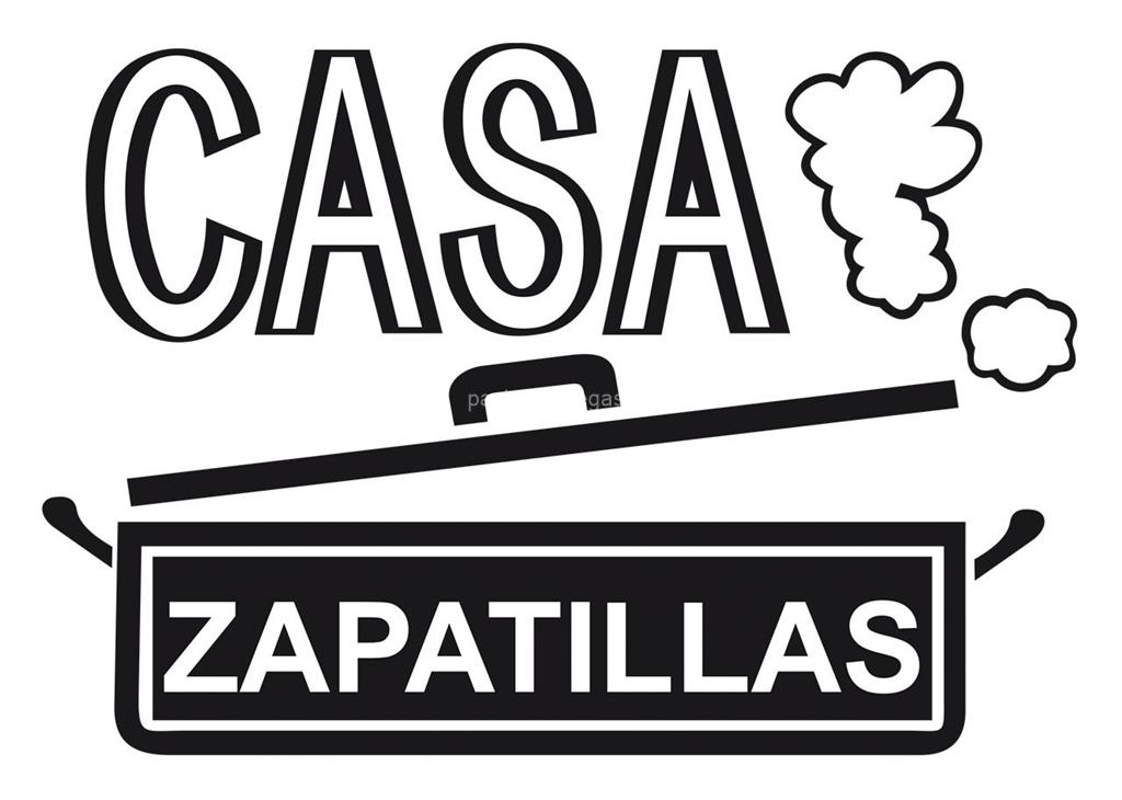 logotipo Casa Zapatillas