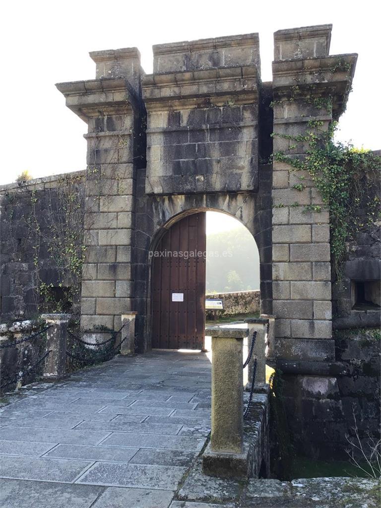 Lugar Turistico Castillo De San Felipe Ferrol