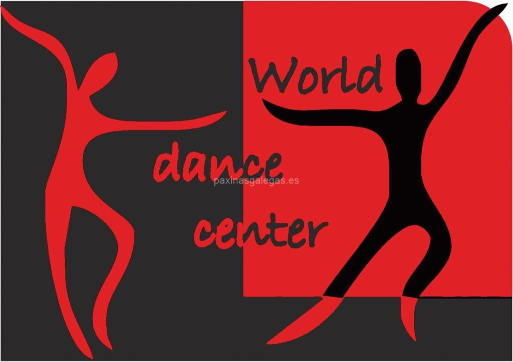 logotipo C.B. World Dance Center