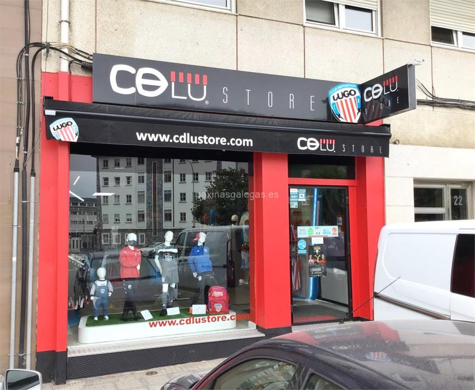 Deportes Cdlu Store En Lugo