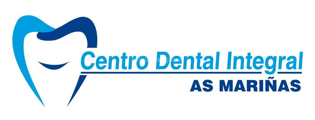 logotipo Centro Dental Integral As Mariñas