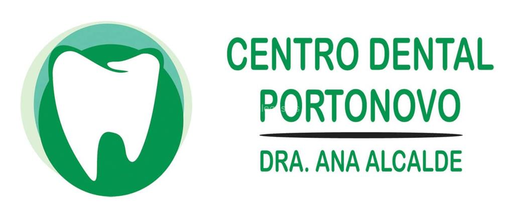 logotipo Centro Dental Portonovo