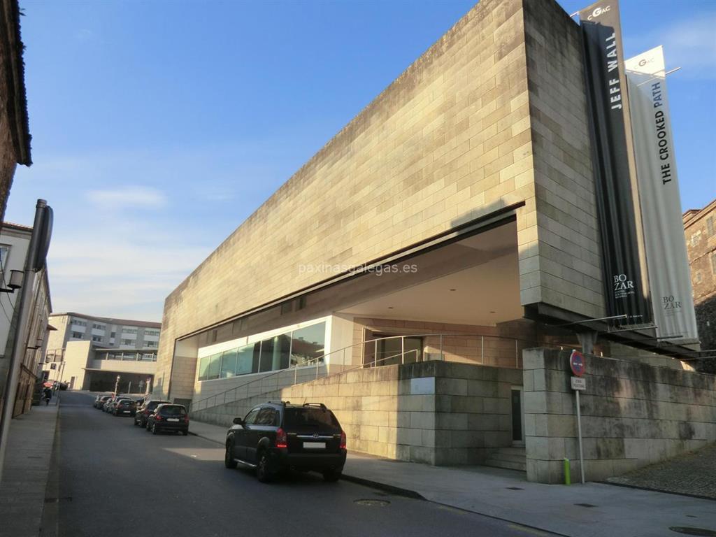 Centro Galego de Arte Contemporánea – CGAC - Santiago
