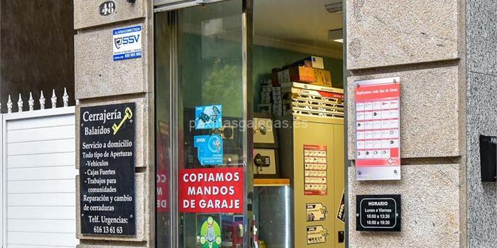Cerrajería Balaídos Vigo