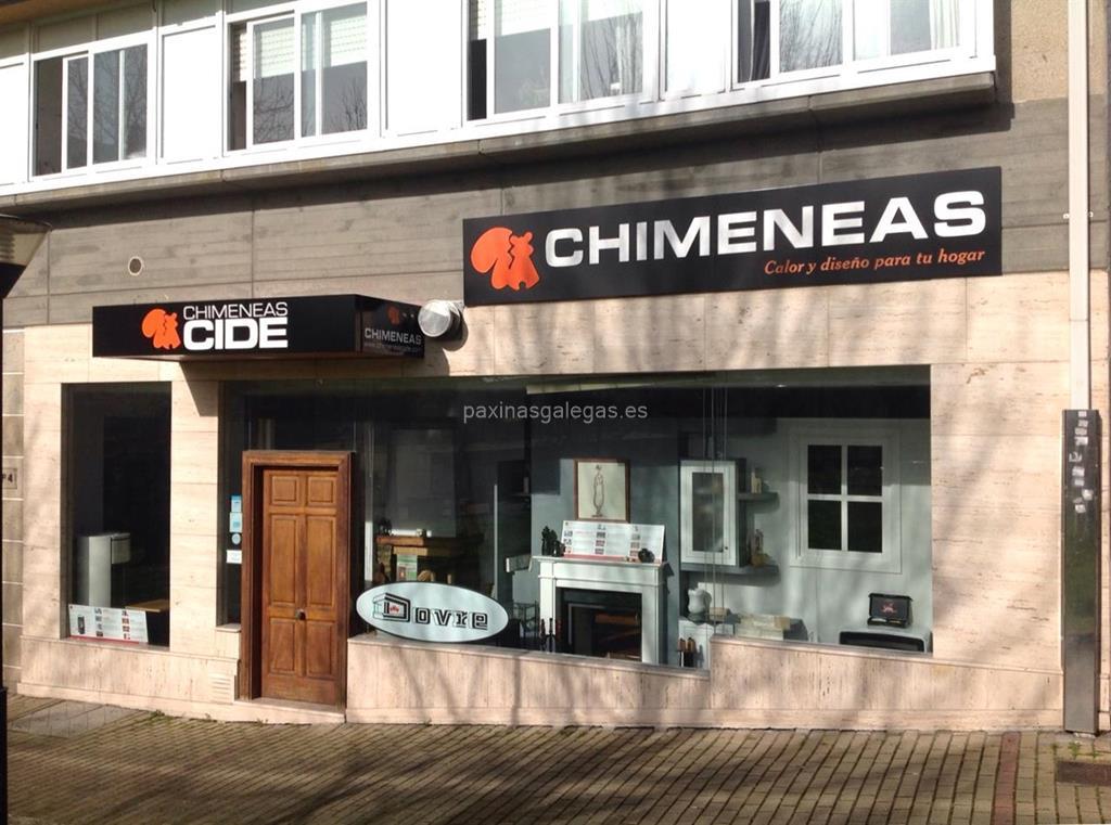 Chimeneas cide oleiros - Chimeneas moviles ...