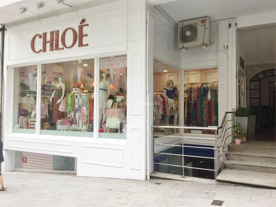 Boutique Chloé En Santiago