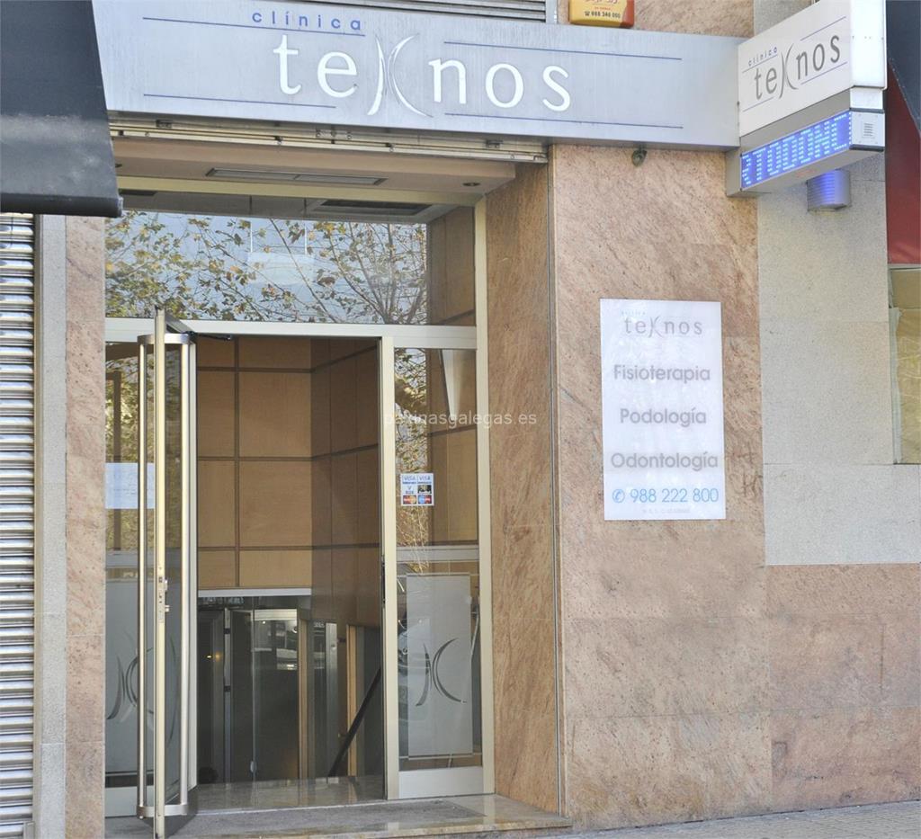 Cl nica teknos podolog a ourense - Clinicas veterinarias ourense ...